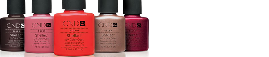 Spa Bar London Shellac